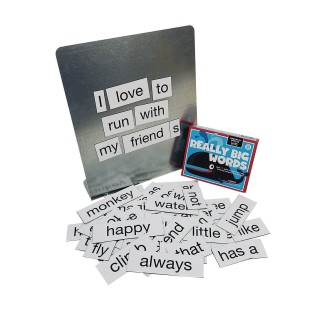 Magnetic Poetry® Really Big Words Edition - Image 1 of 1