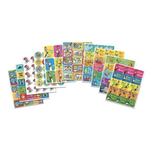 Dr. Seuss™ Stickers Pack - Image 1 of 1