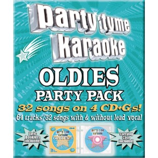 Party Tyme CD+G Oldies Party Pack - Image 1 of 1