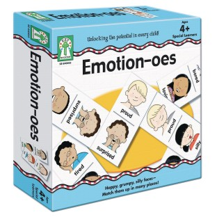 Emotion-oes Board Game - Image 1 of 3