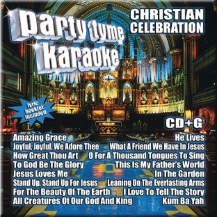 Party Tyme Karaoke CD+G Christian Celebration - Image 1 of 1