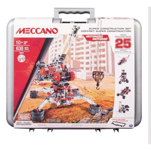 Meccano® Erector Super Construction Set - Image 1 of 3