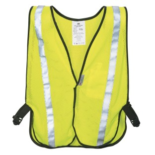 3M™ Day or Night Adjustable Safety Vest - Image 1 of 1