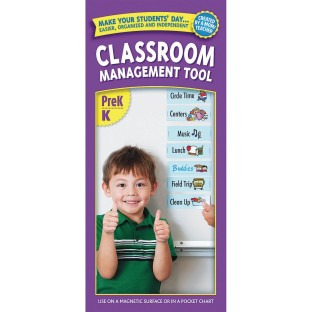 Classroom Management Set For Pre-K – Kindergarten - Image 1 of 1