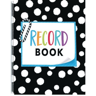 Bold And Bright Record Book - Image 1 of 1