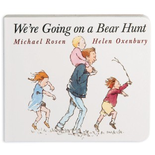 We're Going On A Bear Hunt Book - Image 1 of 1