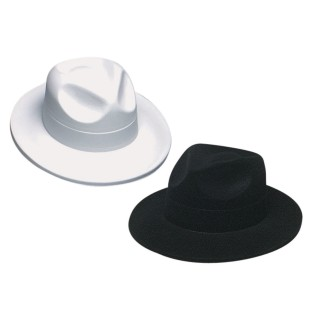 Velour Fedoras (Pack of 12) - Image 1 of 1