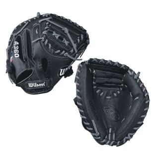 A360 Youth Catchers Mitt - Image 1 of 3
