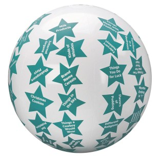 Toss 'n Talk-About® Ball II - Image 1 of 1