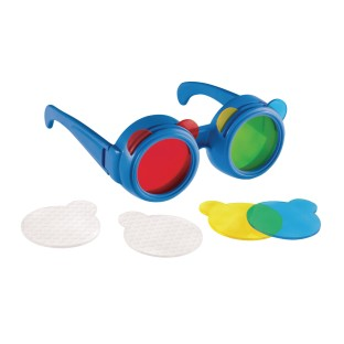 Color Mixing Glasses - Image 1 of 2