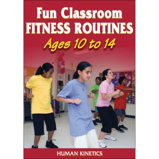 Fun Classroom Routines for Ages 10-14 DVD ( of 1) - Image 1 of 1