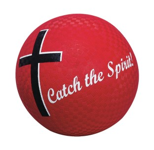 Catch the Spirit™ Playground Ball - Image 1 of 2