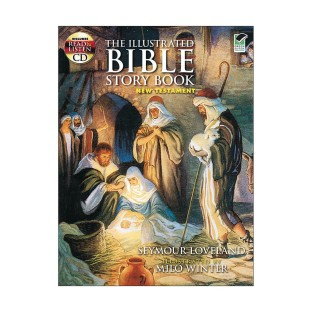 Bible Story Book: New Testament with CD - Image 1 of 1