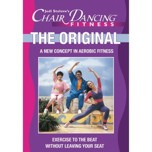 Chair Dancing A New Concept in Aerobic Fitness DVD - Image 1 of 1