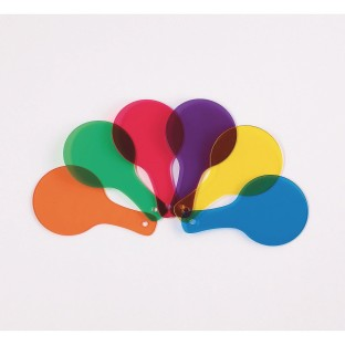 Color Paddles - Image 1 of 1
