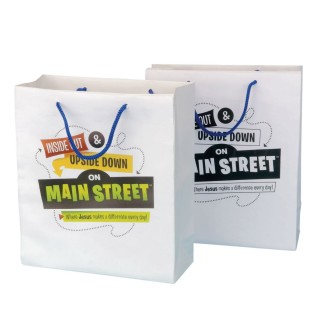 Main Street Coloring Bags Craft Kit - Image 1 of 1