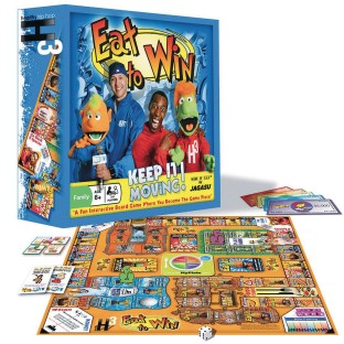 Eat to Win Board Game - Image 1 of 2