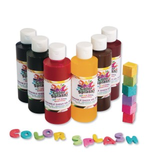 Color Splash!® Sheer Gel Paint - Image 1 of 1