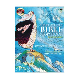 Bible Story Book: Old Testament with CD - Image 1 of 1