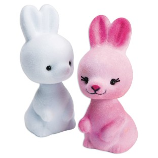 Color-Me™ Bouncy Head Bunny - Image 1 of 1