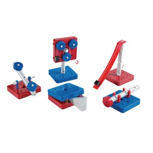 Simple Machines Set - Image 1 of 1