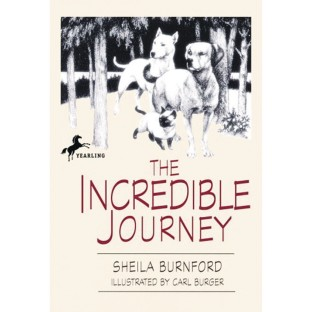 The Incredible Journey Book - Image 1 of 1