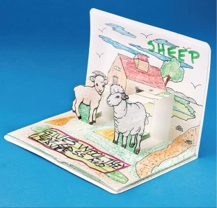 Farm Animals Pop-Up Book® - Image 1 of 1