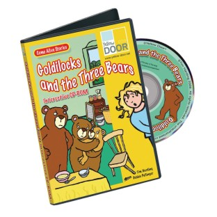 Goldilocks Interactive CD-ROM - Image 1 of 1