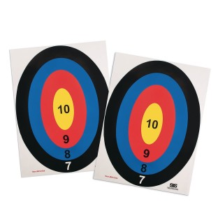 Beanbag and Rubber Dart Target Set (Set of 2) - Image 1 of 3