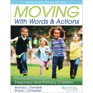 Moving With Words & Actions Book - Image 1 of 1