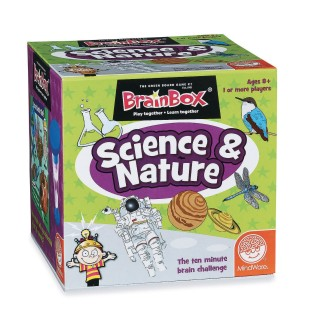 BrainBox Science and Nature Game - Image 1 of 1