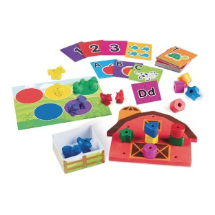 All Ready For Toddler Time Activity Set - Image 1 of 1