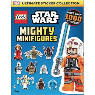 Ultimate Sticker Collection: Lego® Star Wars™ Mighty Minifigures - Image 1 of 1