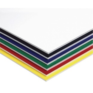 "Foam Board Assortment, 20"" x 30"" - Image 1 of 1"