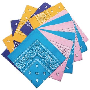 Bandanas - Fashion Colors - Image 1 of 2