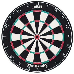 Bandit Bristle Dartboard - Image 1 of 1