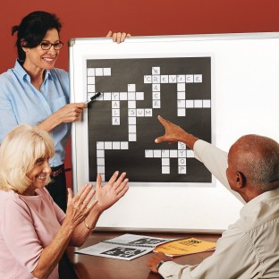 Simple Giant Crossword Puzzle Set Volume 1 - Image 1 of 1