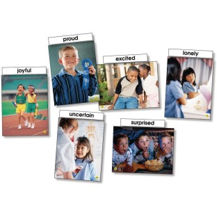 Emotions Language Cards - Image 1 of 1