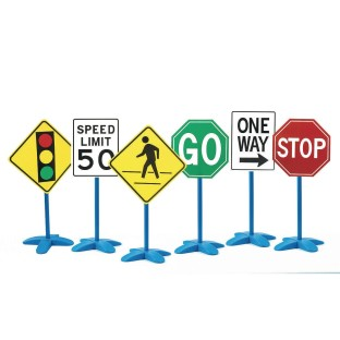 Traffic Signs - Image 1 of 1