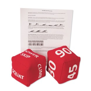 Cardio Fitness Dice - Image 1 of 4