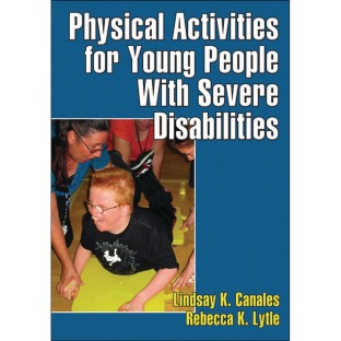 Physical Activities for Young People With Severe Disabilities Book - Image 1 of 1