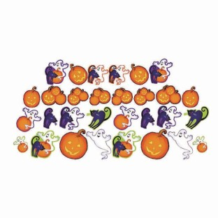 Cute Halloween Character Cutouts Value Pack (Pack of 30) - Image 1 of 1