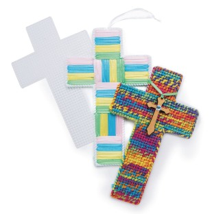 Plastic Canvas Cross, 5