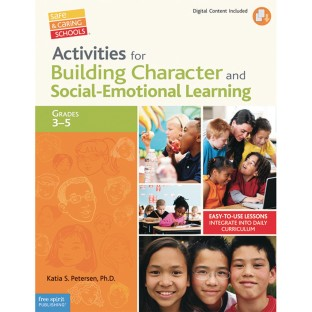 Activities for Building Character and Social Emotional Learning Book, Grades 3-5 - Image 1 of 1