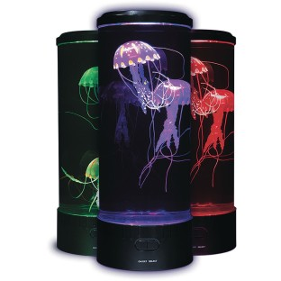 Electric Jellyfish Mood Lamp - Image 1 of 1