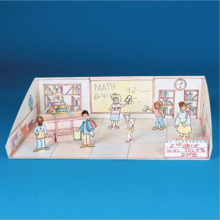 School Days Interactive Dioramas™ - Image 1 of 1