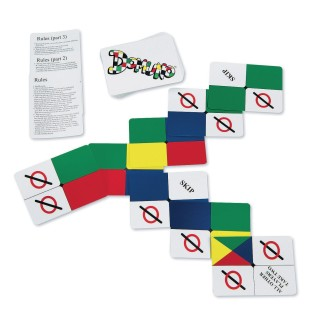 Domuno Card Game - Image 1 of 1