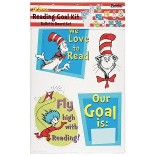 Cat in the Hat Reading Goal Kit - Image 1 of 1