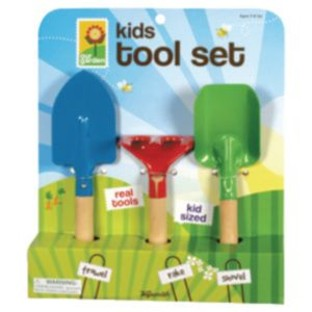 Kids Garden Tool Kit (Set of 3) - Image 1 of 2