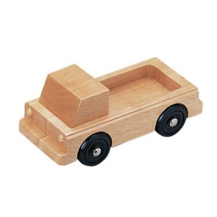 Wooden Delivery Truck - Image 1 of 1